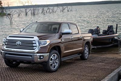 Tundra Double Cab - Tow Equipped