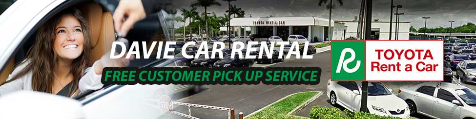 Davie Florida Car Rental