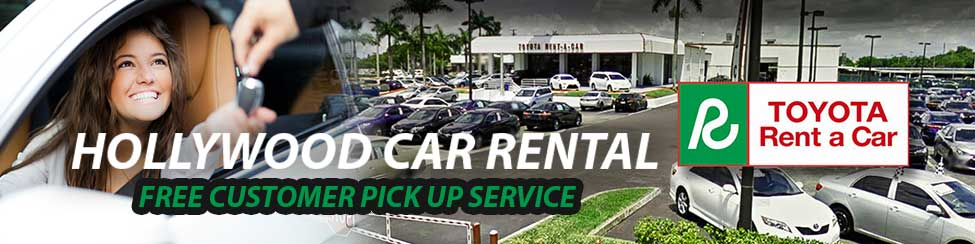 Hollywood Florida Car Rental Services