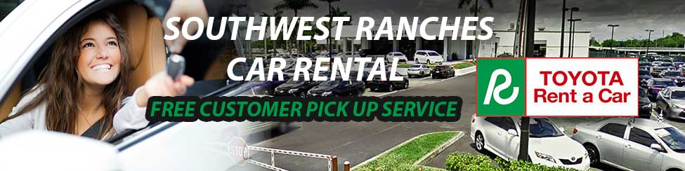 Southwest Ranches Florida Car Rental